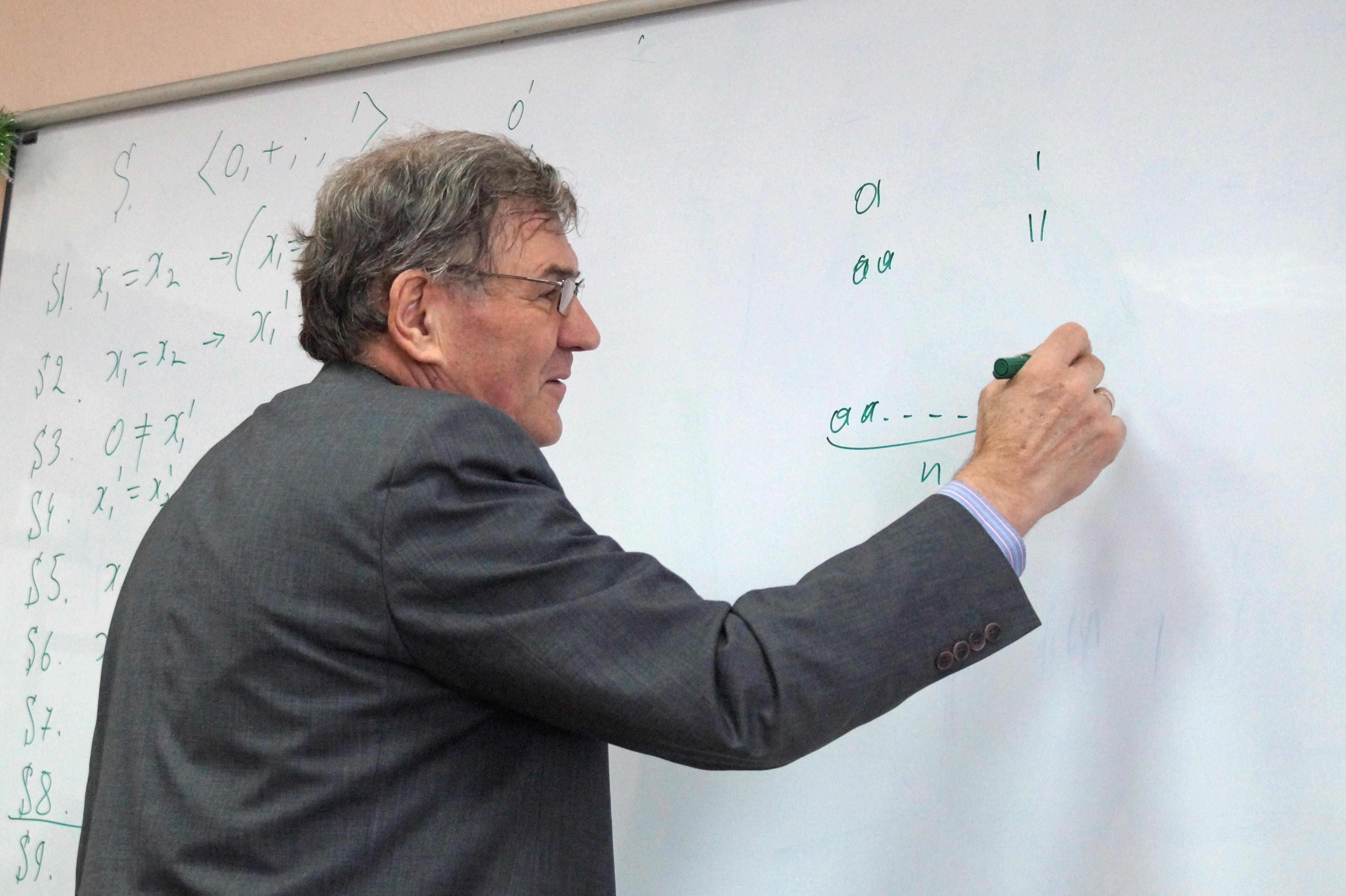 Докладчик М.И. Голованов
